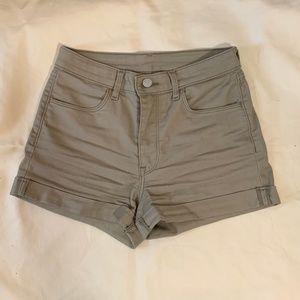 Green Shorts FINAL PRICE
